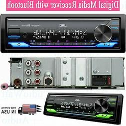 NEW JVC KD-X370BTS Digital Media Receiver w/ Bluetooth USB S