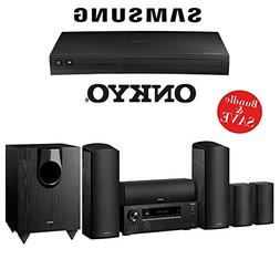 Onkyo HT-S5800 5.1.2 -Channel Dolby Atmos Home Theater Syste