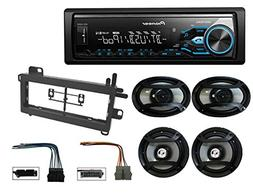 Pioneer MXT-X3869BT Package: in-Dash Digital Media Receiver