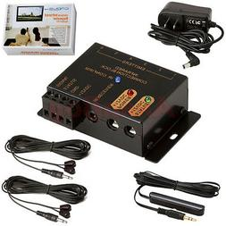 Cmple - Premium Hidden IR Control System up to 18 Devices, R