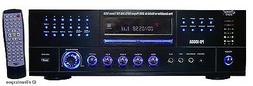 PYLE PRO 1000 WATT HOME STEREO RECEIVER w/ BUILT IN CD/DVD/M