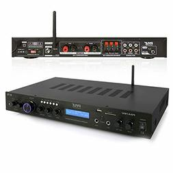 Pyle - 5 Channel Rack Mount Bluetooth Receiver, Home Theater