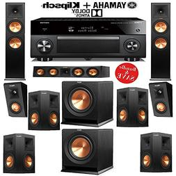 Klipsch Reference Premiere RP-280F 7.2.2 Dolby Atmos Home Th