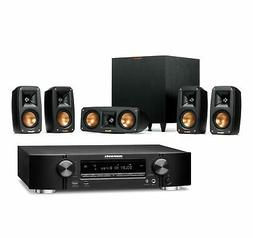 Klipsch Reference Theater Pack 5.1 w/Marantz NR1510 5.2ch Re