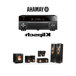 Klipsch RP-6000F 7.1 Home Theater System with Yamaha AVENTAG