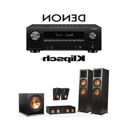 Klipsch RP-8000F 5.1 Home Theater System with Denon AVR-X350