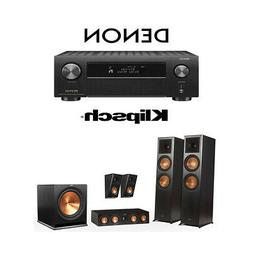 Klipsch RP-8000F 5.1 Home Theater System with Denon AVR-X450
