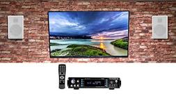 Rockville RPA60BT 1000W Home Theater Bluetooth Receiver+ 5.2