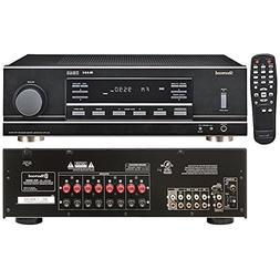 SHERWOOD RX-5502 4-Channel, 100-Watt Multisource, Dual-Zone