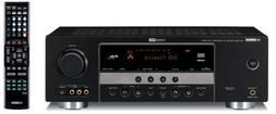 Yamaha RX-V363BL 500 Watt 5.1-Channel Home Theater Receiver