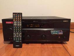 Yamaha RX-V657 7.1 Channel Surround AV Home Theater Receiver