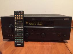 Yamaha RX-V750 7.1 Channel Surround Sound AV Home Theater Re