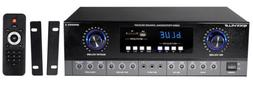 Rockville SingMix 2 2000 Watt Home Theater Receiver w/ Bluet