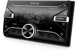 Sony DSX-GS900 Digital media receiver