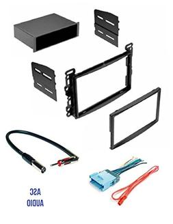 ASC Stereo Dash Kit, Wire Harness, and Antenna Adapter for s
