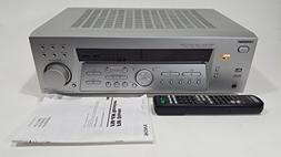 SONY STR-K740P SILVER FM STEREO FM AM RECEIVER 5.1 CHANNEL D