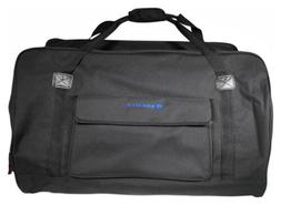 Rockville TB15 Lightweight Rugged Speaker Bag Carry Case for