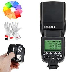 Godox TT685S HSS 18000S GN60 TTL Flash Speedlite with X1T-S