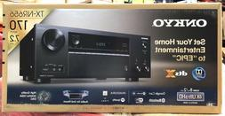 Onkyo TX-NR656 7.2 Channel Network A/V Home Theater Home Aud