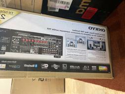Onkyo TX-NR686 Hi-Res 4K HDR A/V Home Theater Receiver.  New