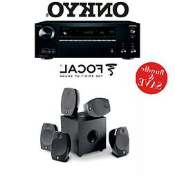 Onkyo TX-NR777 7.2-Channel 4K THX Certified Network A/V Rece