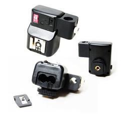UNPT-04 Wireless Flash Trigger and Receiver Set with Umbrell