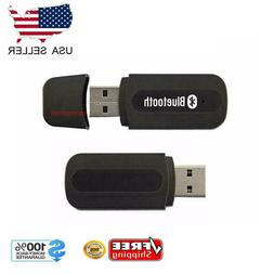 USB Bluetooth Music Stereo Wireless Audio Receiver Adapter 3