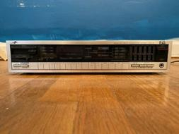 VINTAGE JVC Digital Synthesizer Stereo Receiver R-X220