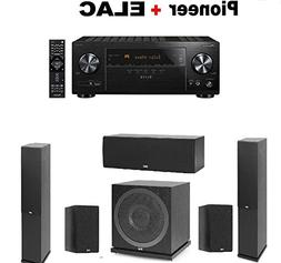 Pioneer VSX-LX103 Elite 7.2 Channel A/V Receiver + Pair of E