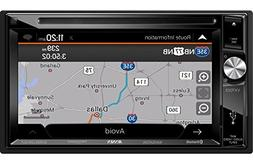 "Jensen VX7023-6.2"" Screen, Navigation DVD A/V Receiver,USB,B"