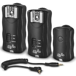 Wireless Flash Trigger Kit  for Canon by Altura Photo®