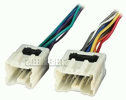 Metra 70-7550 Wiring Harness for Select 1990-2005 Nissan/Inf