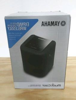 Yamaha WX010 Black MusicCast Wireless Speaker